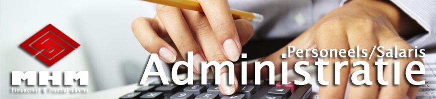 Personeels-Salaris Administratie